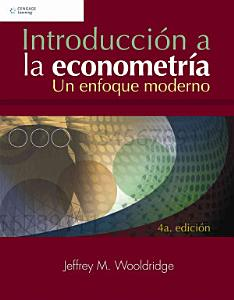 INTRODUCCION A LA ECONOMETRIA U PDF