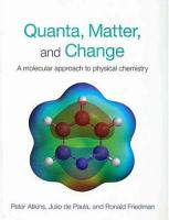 Quanta  Matter  and Change PDF