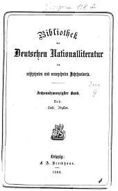 Luise: ein ländliches Gedicht. Idyllen. Von Johann Heinrich Voß. Mit Einl. und Anm. hrsg. von Karl Goedeke