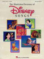 The New Illustrated Treasury of Disney Songs
