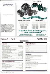 Australian Orchid Review Book PDF