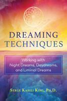 Dreaming Techniques PDF