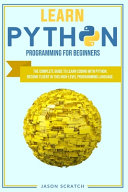 Learn Python Programming for Beginners PDF