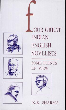 Four Great Indian English Novelists PDF
