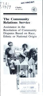 The Community Relations Service PDF