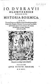 Historia Boiemica