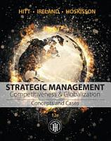 Strategic Management  Concepts and Cases  Competitiveness and Globalization PDF