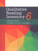 Qualitative Reading Inventory 6  with Enhanced Pearson Etext    Access Card Package Book
