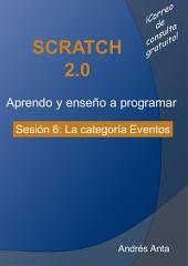 Aprendo y enseño a programar en Scratch: Sesión 6: La categoría Eventos
