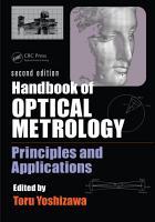Handbook of Optical Metrology PDF