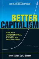 Better Capitalism