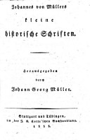 Johannes von M  llers s  mmtliche Werke PDF