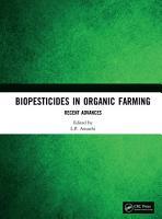 Biopesticides in Organic Farming PDF