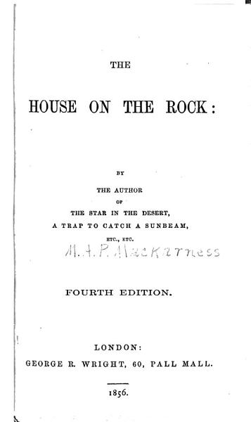 Download The House on the Rock Book