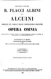 Patrologiae cursus completus ...: Series latina, Volume 100