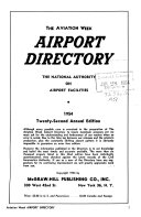 Airport and Business Flying Directory
