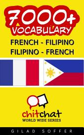 7000+ French - Filipino Filipino - French Vocabulary