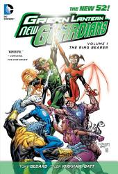 Green Lantern: New Guardians Vol. 1: The Ring Bearer (The New 52)