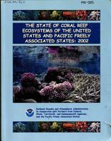 The State of Coral Reef Ecosystems of the United States and Pacific Freely Associated States PDF
