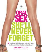 Oral Sex She ll Never Forget PDF