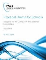 Practical Drama for Schools  Level 2   Upper Primary  Book One PDF