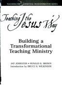 Teaching the Jesus Way