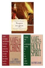 Names of God/Names of Christ/Names of the Holy Spirit Set