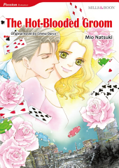 THE HOT-BLOODED GROOM: Mills & Boon Comics