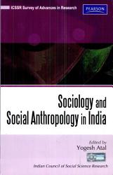 Sociology and Social Anthropology in India PDF