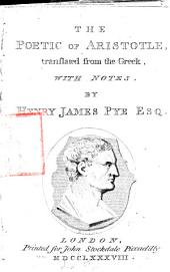 The Poetic of Aristotle