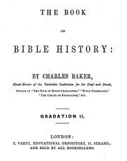 The book of Bible history  Gradation 1 3 PDF