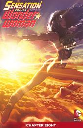 Sensation Comics Featuring Wonder Woman (2014-) #8