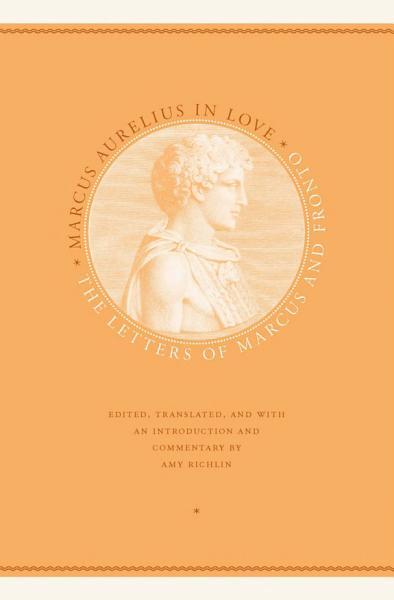 Download Marcus Aurelius in Love Book