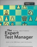 The Expert Test Manager PDF