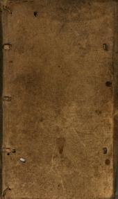 R.P. Francisci Arias, Societatis Iesv Theologi, De Imitatione Beatiss. Virginis Mariae Liber: S. Ambrosivs Lib. 2 de Virginibus