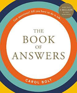 The Book of Answers Book