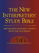 New Revised Standard Version - the New Interpreter's Study Bible with the Apocrypha