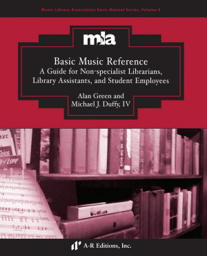 Basic Music Reference PDF