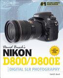 David Busch's Nikon D800/D800e
