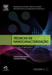 Técnicas de nanocaracterização: Volume 3
