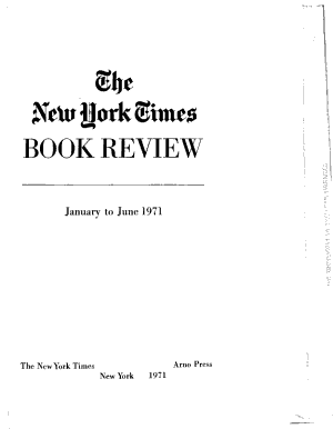 The New York Times Book Review PDF