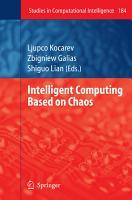 Intelligent Computing Based on Chaos PDF