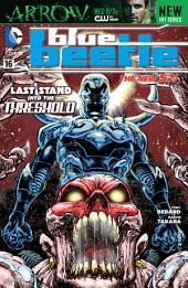 Blue Beetle (2011-) #16