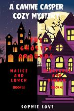 A Canine Casper Cozy Mystery Bundle (Books 3 and 4)