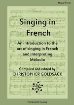 Singing in French - higher voices