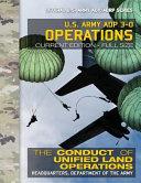 US Army Adp 3 0 Operations PDF
