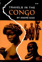 Travels in the Congo PDF