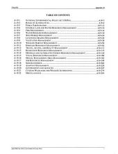 Jack Morrow Hills Coordination Activity Plan for Public Lands Administered by the Bureau of Land Management, Rock Springs Field Office, Rock Springs: Environmental Impact Statement