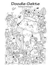 Doodle Gekte Kleurboek voor Volwassenen 2