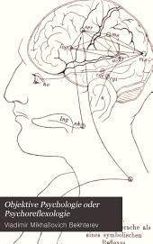 """Ob""""ektivnaia psikhologiia"""